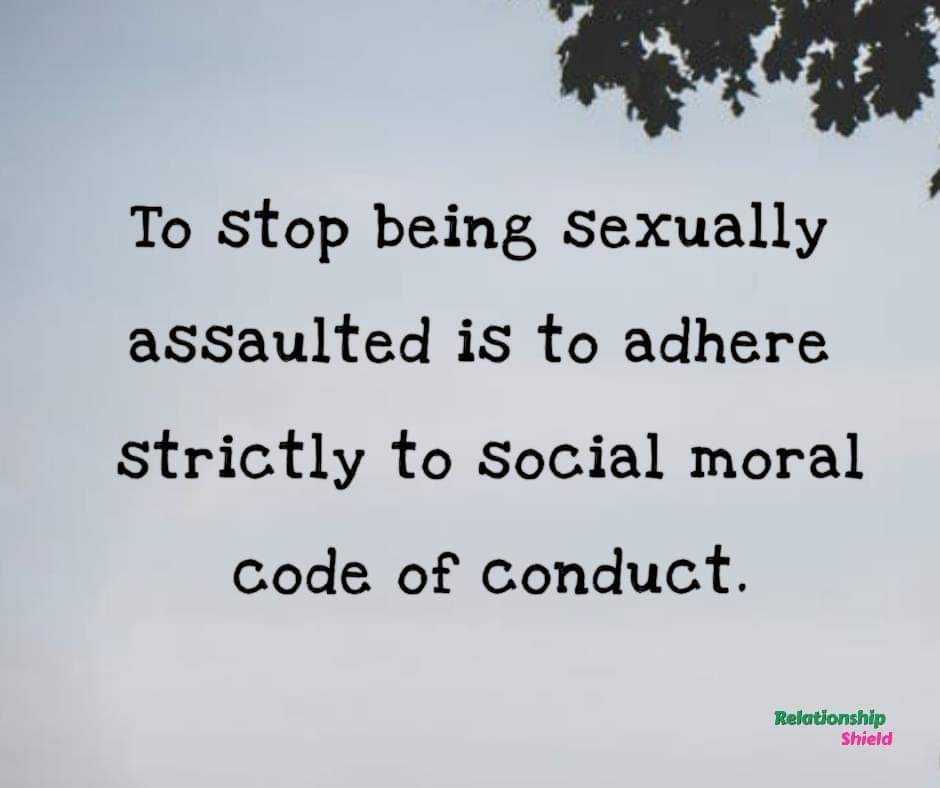 How To Cope and Avoid Sexual Harassment And Assault